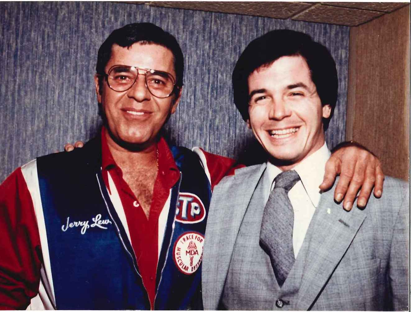 Jerry Lewis and Steve Cody