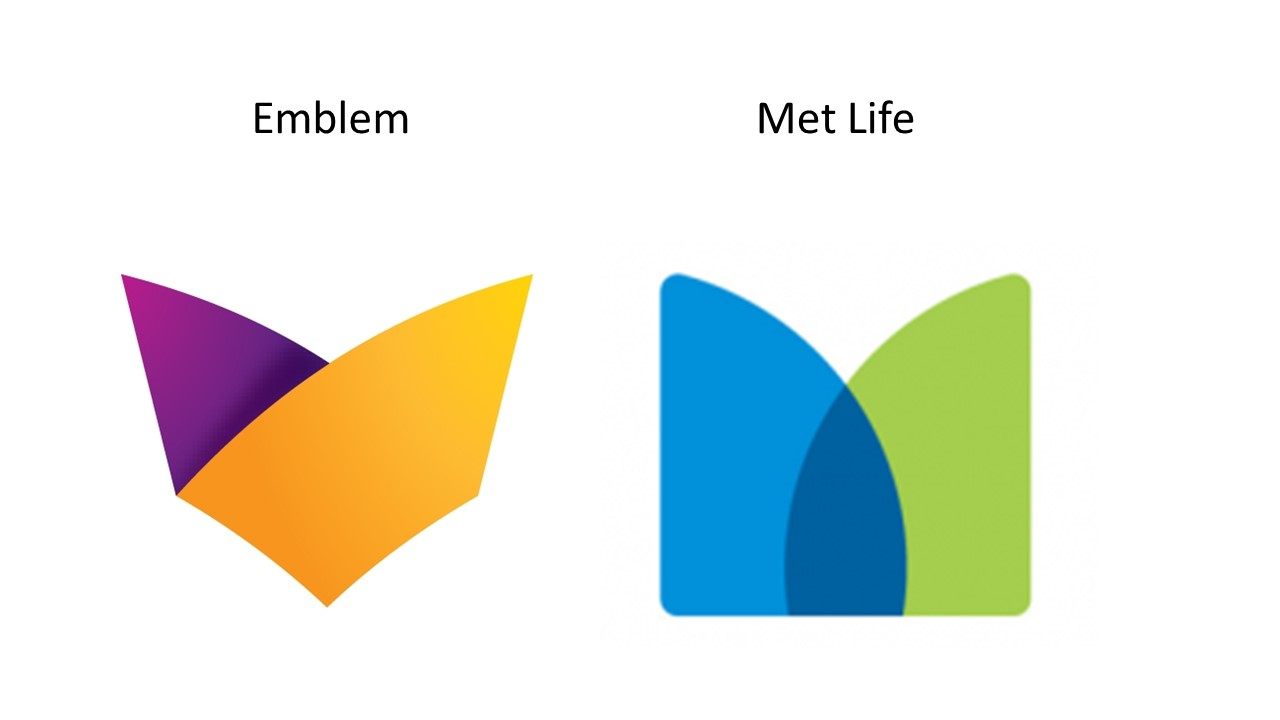 Emblem Met life logos