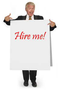 April 23 - hire me
