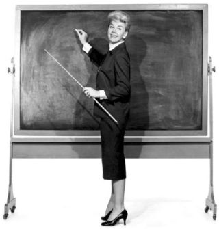 January 6 - teacher-doris-day