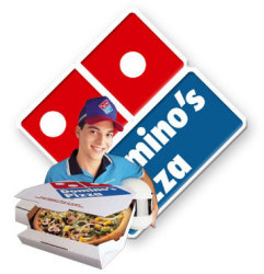 February 18 - domino-pizza
