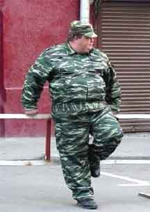 Fat-soldier