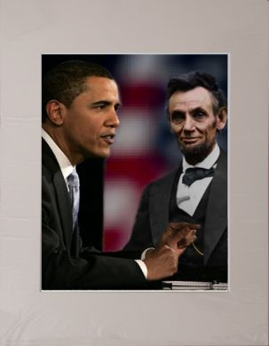 ObamaLincolnMatted