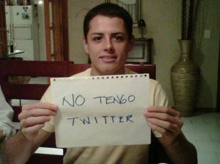 Chicharito-twitter
