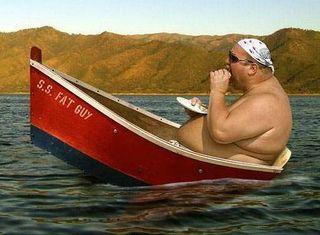 Fat-man-boat
