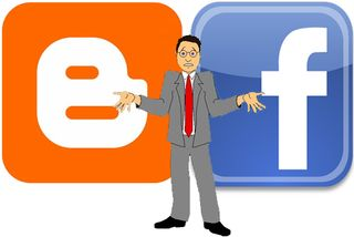 Blog-or-facebook