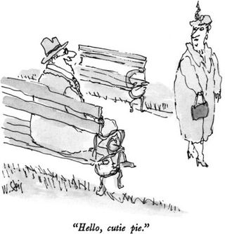 William-steig-hello-cutie-pie--ccccnew-yorker-cartoon