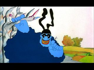 Blue-meanie-leader