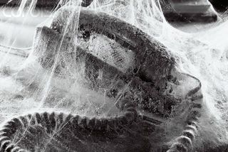 CobwebsOnTelephone