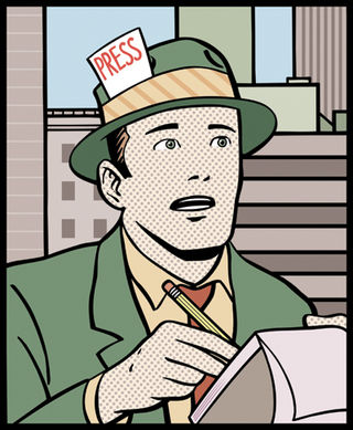 Journalist-A